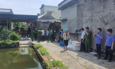 Vụ con rể sát hại 3 người gia đình nhà vợ ở Thái Bình: Nghi phạm nghiện ma túy