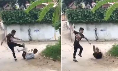 Giáo dục pháp luật - Tạm giữ nam sinh THPT dùng gậy ba khúc đánh người dã man ở Phú Thọ