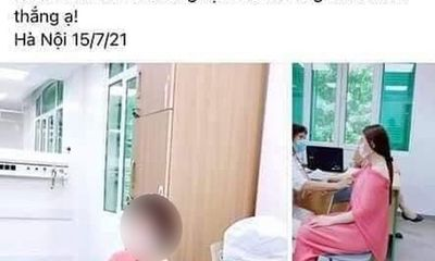 """Phó GĐ BV Xanh Pôn lên tiếng vụ Á hậu doanh nhân khoe được tiêm vaccine ngừa COVID-19 nhờ quen """"người anh"""""""