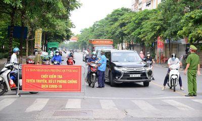 Hà Nội: Điều tra vụ chi 12 triệu mua 9 giấy đi đường tại hiệu cầm đồ