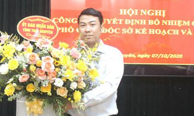 Vì sao Phó giám đốc Sở KH-ĐT tỉnh Thái Nguyên bị cách chức?