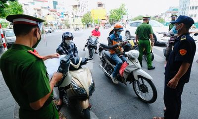 Hà Nội cho phép người dân sử dụng giấy đi đường cũ