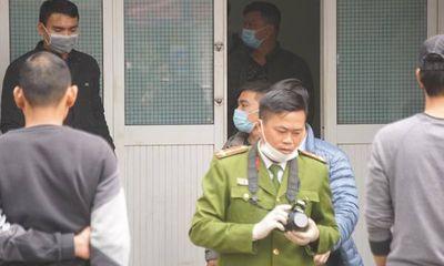 Hà Nội: Mâu thuẫn từ việc vay tiền, bố đâm con trai tử vong