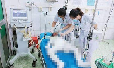Vụ bố đẻ tự thiêu cùng 3 con gái ở Tuyên Quang: Trước khi chết, chồng đánh vợ nhập viện