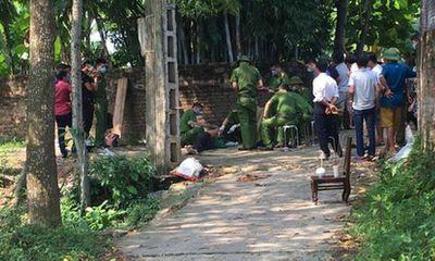 Yên Bái: Điều tra vụ nam thanh niên dùng dao chém bố và anh trai vì mâu thuẫn
