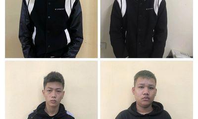Vụ người đàn ông bị truy sát tử vong trên phố Hà Nội: 4 nghi phạm bị bắt là ai?