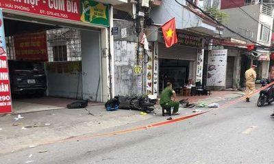 Vụ ô tô tông thẳng vào xe máy, 2 người chết ở Hải Phòng: Thông tin bất ngờ từ nhân chứng