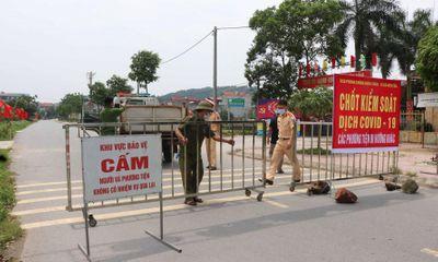 Từ 6h ngày 18/5, giãn cách xã hội TP. Bắc Ninh