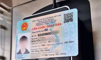 Sai thông tin trên thẻ Căn cước công dân gắn chip, phải làm sao?