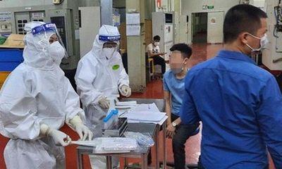 Bắc Giang có 3 ổ dịch, 695 người dương tính SARS-CoV-2