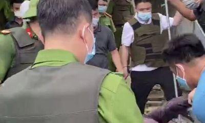 Vụ phó công an huyện bị phóng đinh ba: Tiết lộ bất ngờ về nghi phạm