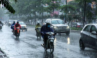 Tin tức dự báo thời tiết mới nhất hôm nay ngày 25/5: Hà Nội mưa dông