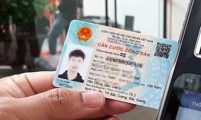 Căn cước công dân gắn chip có thể thay thế hộ chiếu?