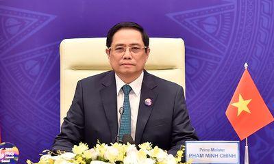 Thủ tướng kêu gọi quốc tế chung tay đẩy lùi đại dịch COVID-19