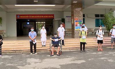 Bắc Ninh: Thêm 36 bệnh nhân COVID-19 đủ điều kiện xuất viện