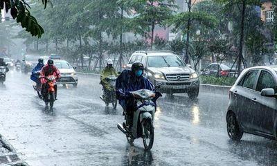 Tin tức dự báo thời tiết mới nhất hôm nay ngày 4/6: Miền Bắc mưa to