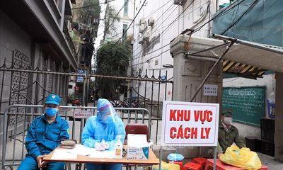 Khẩn: Tìm người đến chợ liên quan tớitiểu thương dương tính SARS-CoV-2 ở Hà Nội