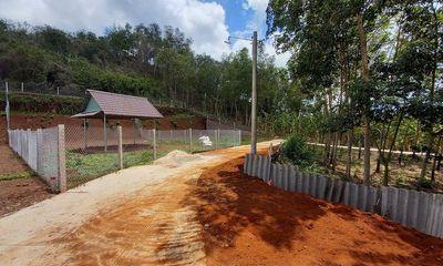 Bát nháo tình trạng xây dựng, phân lô bán nền trái phép ở Bà Rịa- Vũng Tàu