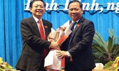 Ông Nguyễn Phi Long được bầu giữ chức Chủ tịch UBND tỉnh Bình Định
