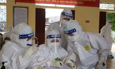 Một cán bộ PCCC cùng 6 người trong gia đình dương tính SARS-CoV-2