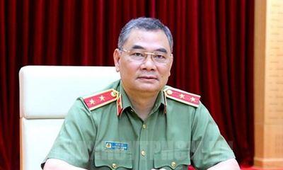 Trung tướng Tô Ân Xô: