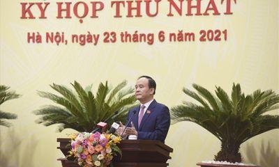 Ông Nguyễn Ngọc Tuấn tái đắc cử Chủ tịch HĐND TP. Hà Nội