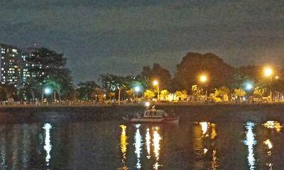 Nghi vấn người đàn ông lớn tuổi nhảy sông Sài Gòn tự tử