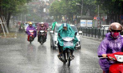 Tin tức dự báo thời tiết hôm nay 25/6: Bắc Bộ mưa lớn, Trung Bộ nắng nóng gay gắt