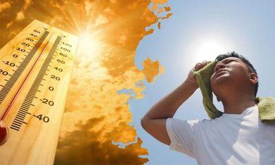 Tin tức dự báo thời tiết hôm nay 28/6: Hà Nội nắng gay gắt