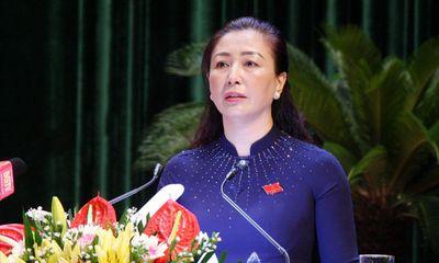 Nữ Chủ tịch HĐND tỉnh Bắc Giang vừa được bầu là ai?