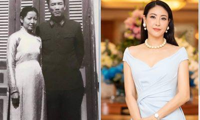 Hoa hậu Hà Kiều Anh chính thức lên tiếng về chuyện