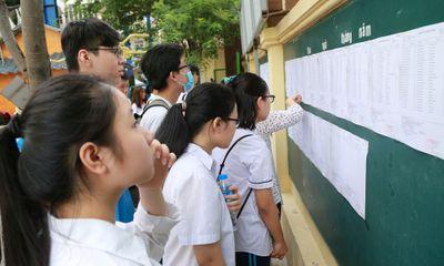Hôm nay (5/7), Hà Nội công bố điểm chuẩn trúng tuyển bổ sung vào lớp 10