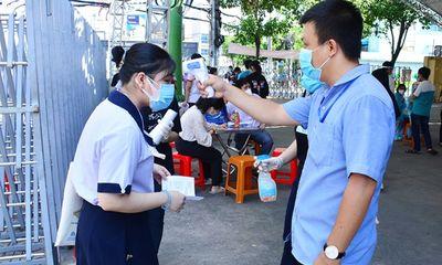 TP.HCM: Thí sinh F0, bị cách ly y tế được đặc cách xét công nhận tốt nghiệp THPT