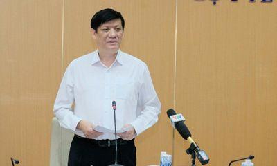 Bộ trưởng Nguyễn Thanh Long: Có thể gia tăng nhiều ca mắc, tử vong trong thời gian tới