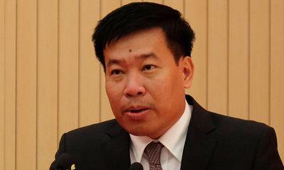 Chân dung tân Bí thư Tỉnh ủy Bình Phước Nguyễn Mạnh Cường