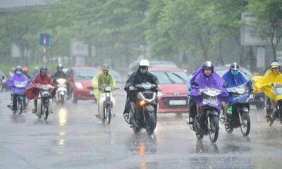 Tin tức dự báo thời tiết hôm nay 21/7: Hà Nội có mưa rào