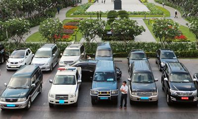 Dùng xe công vượt định mức, bộ ngành, địa phương nào bị điểm danh?