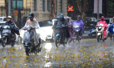 Tin tức dự báo thời tiết hôm nay 22/7: Bắc Bộ mưa rất to