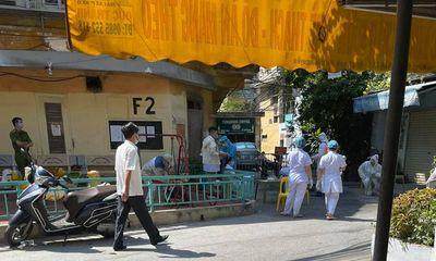Thêm 17 ca dương tính SARS-CoV-2 tại Hà Nội