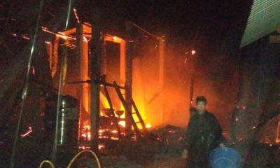 Vụ cháy nhà lúc nửa đêm, cô gái tật nguyền tử vong: 80 triệu vừa vay ngân hàng cũng bị cháy đen