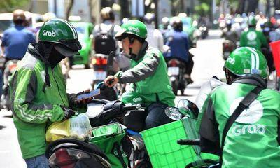 Tin trong nước - Hà Nội: Grab, Now thông báo dừng chở khách, giao đồ ăn
