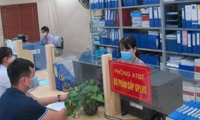 Tin trong nước - Vì sao sở GTVT Hà Nội dừng tiếp nhận thủ tục hành chính?