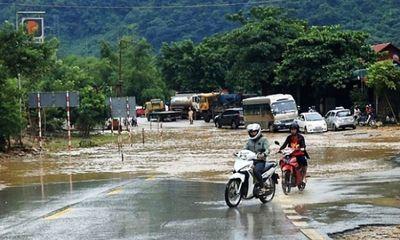 Tin tức dự báo thời tiết hôm nay 27/7: Vùng núi Bắc Bộ mưa lớn