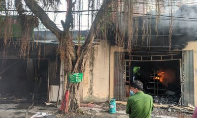 Vụ 2 vợ chồng chết bất thường trong căn nhà bốc cháy ở Hải Phòng: Hàng xóm nói gì?