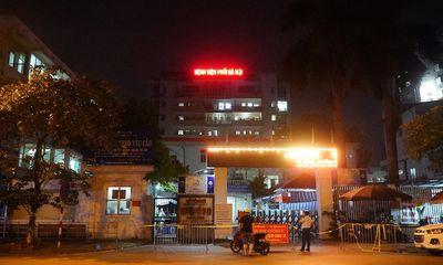 Khẩn: Tìm người đến bệnh viện Phổi Hà Nội từ ngày 6/7