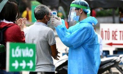 Hà Nội ghi nhận thêm 61 trường hợp dương tính SARS-CoV-2, 8 ca sàng lọc qua ho sốt