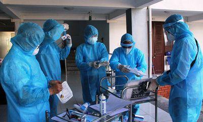 Hà Nội: Thêm 24 trường hợp dương tính SARS-CoV-2
