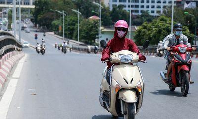 Tin tức dự báo thời tiết hôm nay 5/8: Hà Nội ban ngày nắng 38 độ C, chiều tối mưa dông