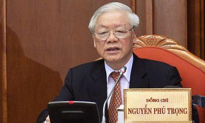 Tổng Bí thư chủ trì họp Ban Chỉ đạo phòng, chống tham nhũng