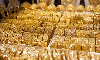 Giá vàng hôm nay ngày 10/8: Giá vàng SJC xuống 56 triệu đồng/lượng